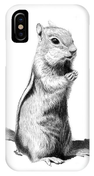 Ground Squirrel IPhone Case