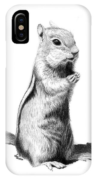 Ground Squirrel IPhone Case