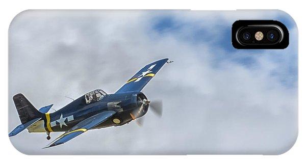 Grumman F4f Wildcat IPhone Case