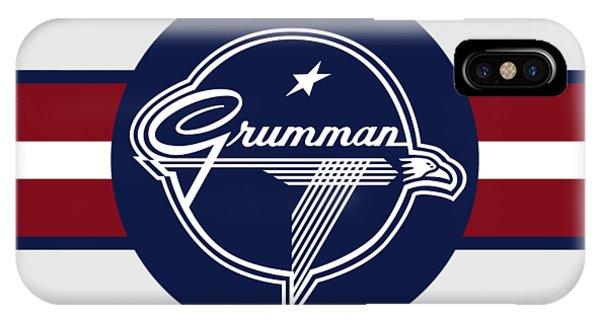 Grumman Stripes IPhone Case