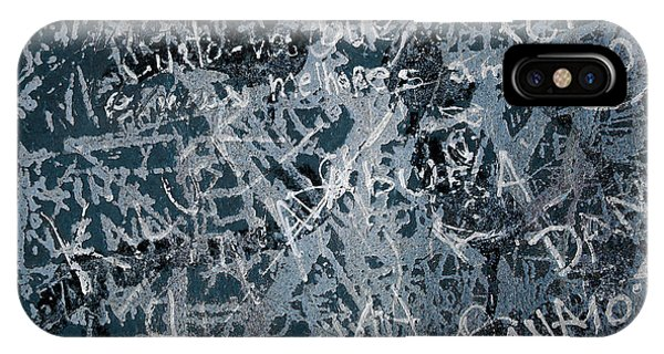 Airbrush iPhone Case - Grunge Background I by Carlos Caetano