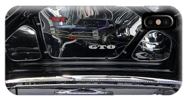 GTO IPhone Case