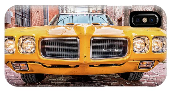 Gto - Pontiac Muscle IPhone Case