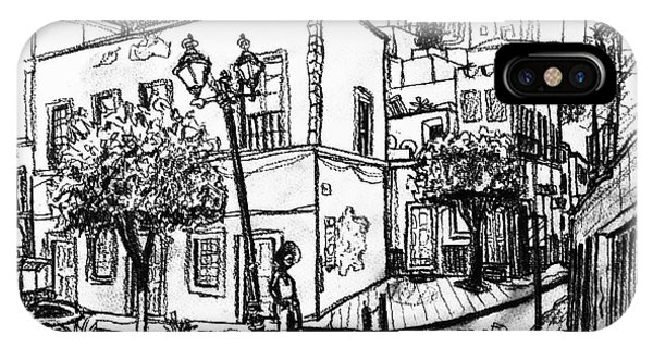 iPhone Case - Guanajuato Street by Rich Travis