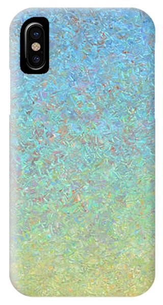 Rabbit iPhone Case - Guard by James W Johnson