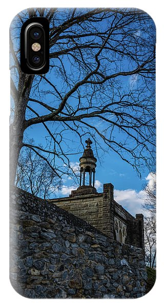 Guarded Summit Memorial IPhone Case