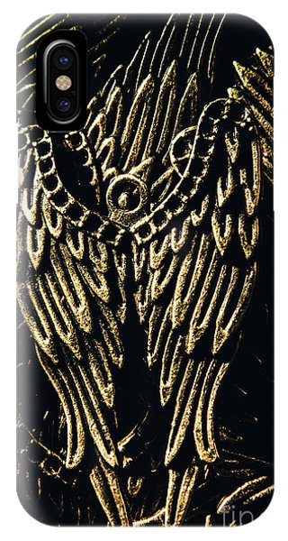 Spirituality iPhone Case - Guardian Angel Charms by Jorgo Photography - Wall Art Gallery