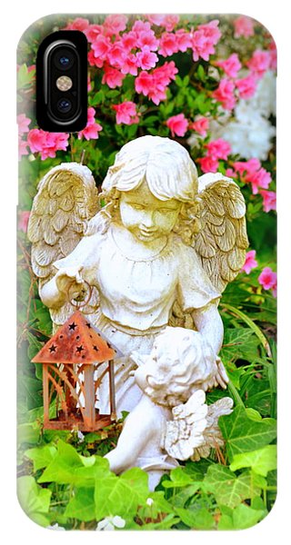 Guardian Angel IPhone Case