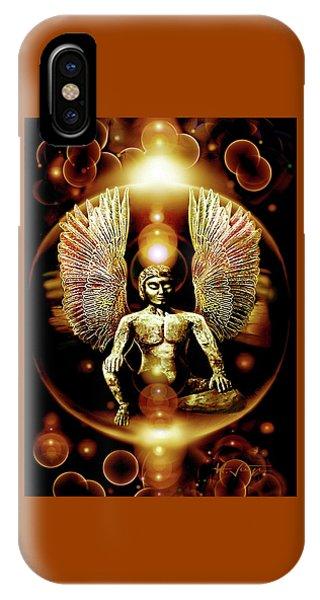 Guardian  Archangel IPhone Case