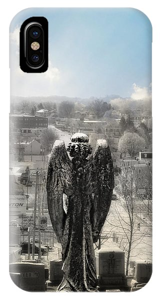 Guardian Of York IPhone Case