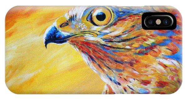 Guardian Spirit IPhone Case