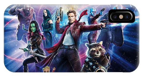 iPhone Case - Guardians Of The Galaxy Vol. 2 by Eloisa Mannion