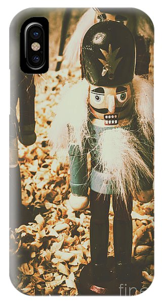 Russia iPhone Case - Guards Of Nutcracker Way by Jorgo Photography - Wall Art Gallery