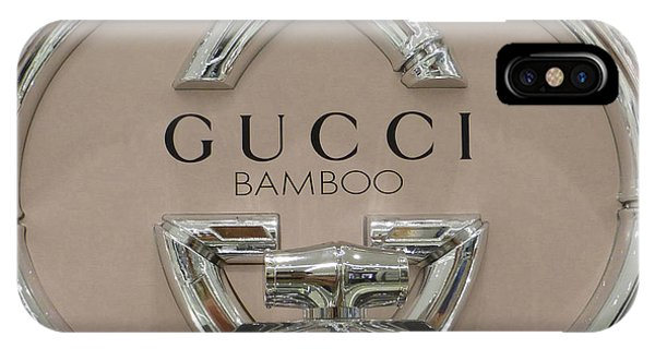 Perfume Bottles iPhone Case - Gucci Bamboo by To-Tam Gerwe