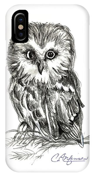 Guess Whoooo IPhone Case