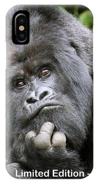 Guhonda IPhone Case