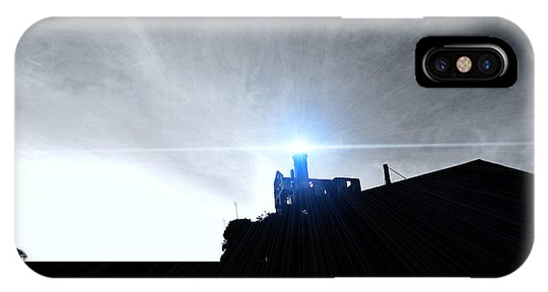 Guiding Light-alcatraz IPhone Case
