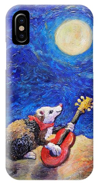 Guitar Ferret IPhone Case