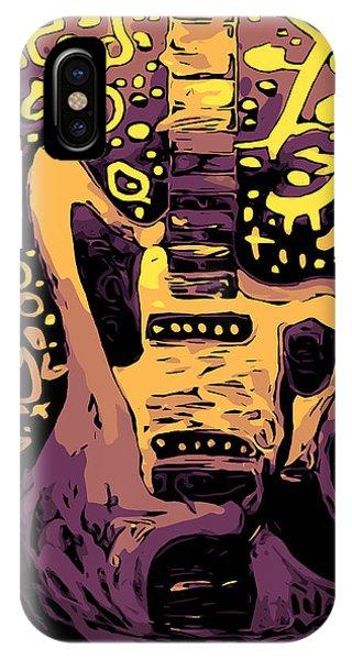 Guitar Slinger IPhone Case