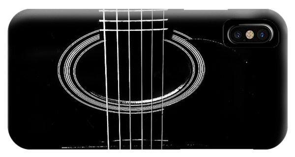Guitar Strings IPhone Case