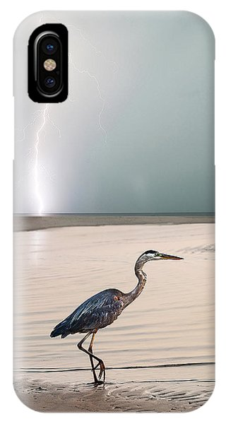 Gulf Port Storm IPhone Case