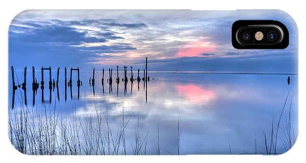 Gulf Reflections IPhone Case