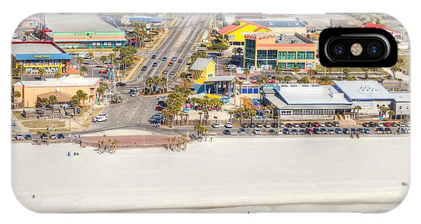 Gulf Shores - Hwy 59 IPhone Case