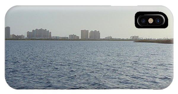 Gulf Shores IPhone Case