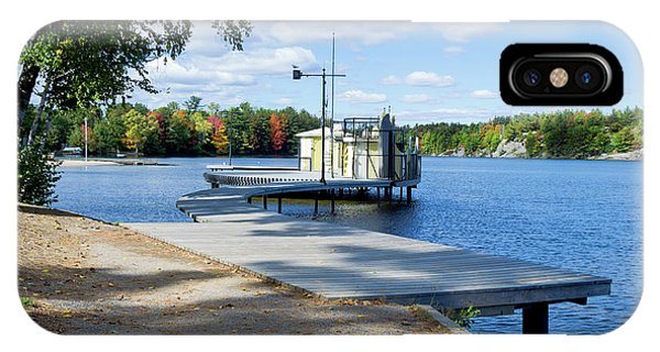 Gull Lake Park Gravenhurst 2 IPhone Case
