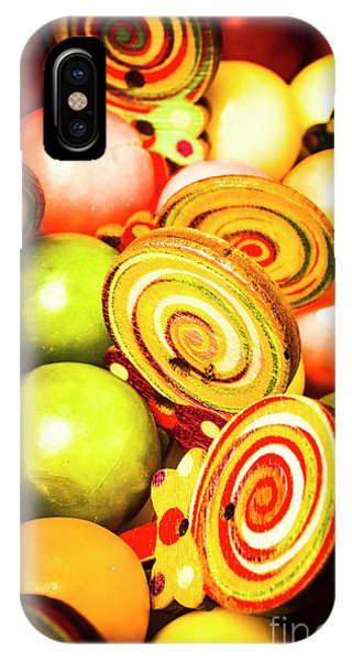 Nobody iPhone Case - Gumdrops And Candy Pops  by Jorgo Photography - Wall Art Gallery