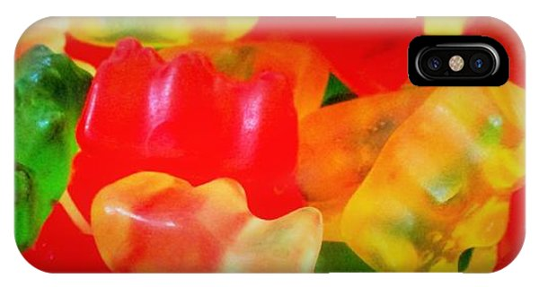Gummies IPhone Case
