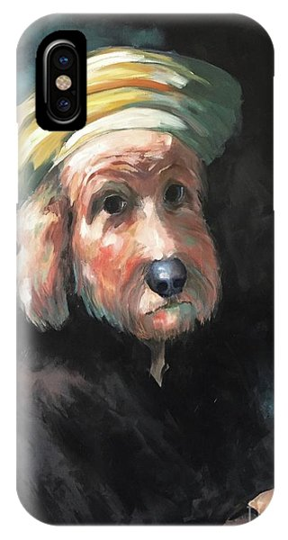 Gunther's Self Portrait IPhone Case