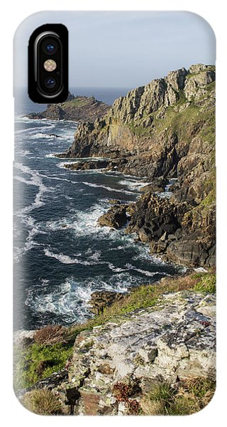 Gurnards Head In Cornwall IPhone Case