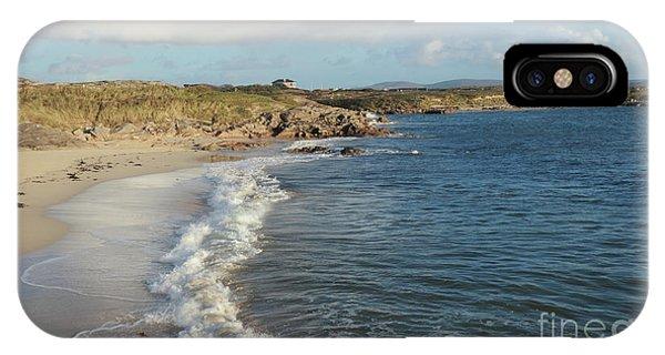Gurteen Beach 2 IPhone Case