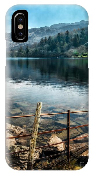 Gwynant Lake IPhone Case