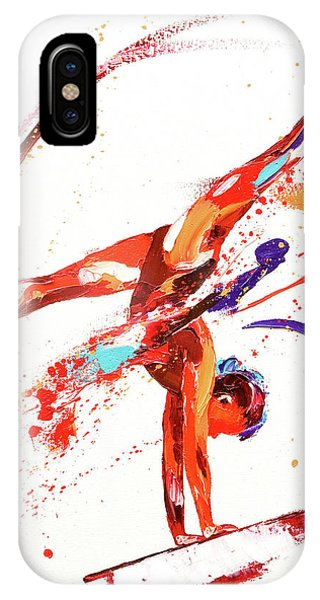 Gymnast One IPhone Case