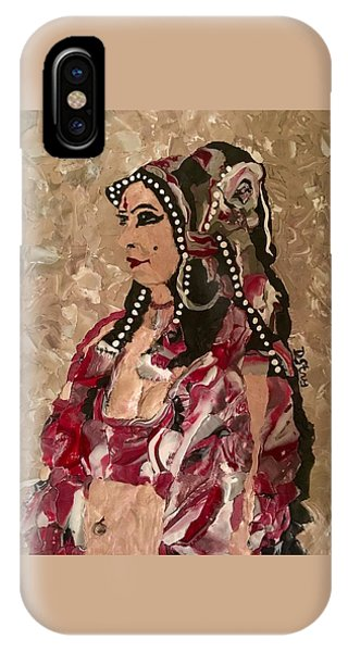 Gypsy Dancer IPhone Case