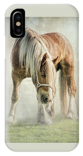 Gypsy In Morning Mist. IPhone Case