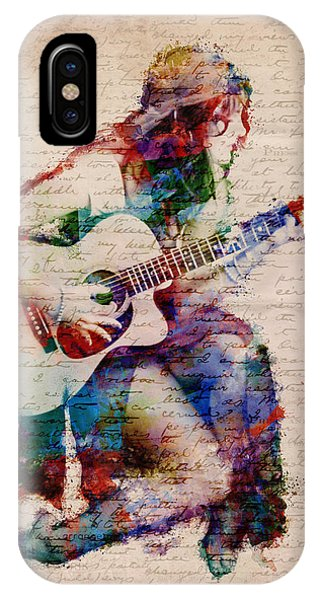 Gypsy Serenade IPhone Case