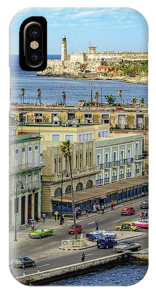 IPhone Case featuring the photograph Habana Havana  by Steven Sparks