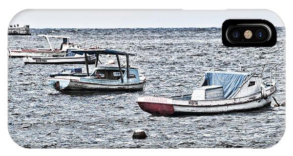Habana Ocean Ride IPhone Case