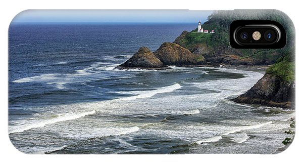 Haceta Lighthouse IPhone Case