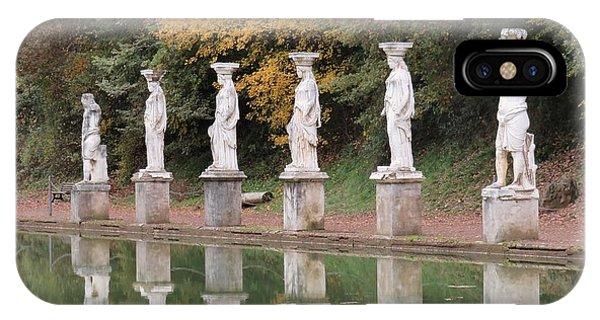 Hadrian's Villa 4 IPhone Case