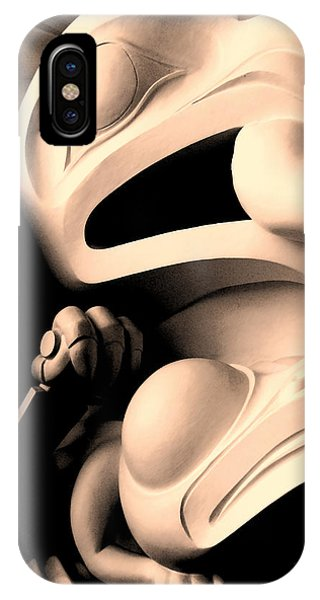 Haida Two IPhone Case