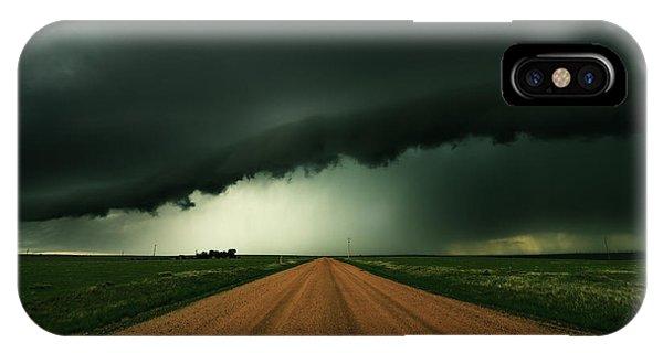 Hail Shaft IPhone Case
