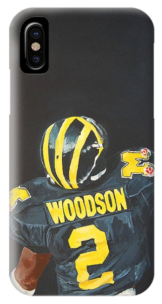 Football iPhone Case - Hail Yes by Travis Day