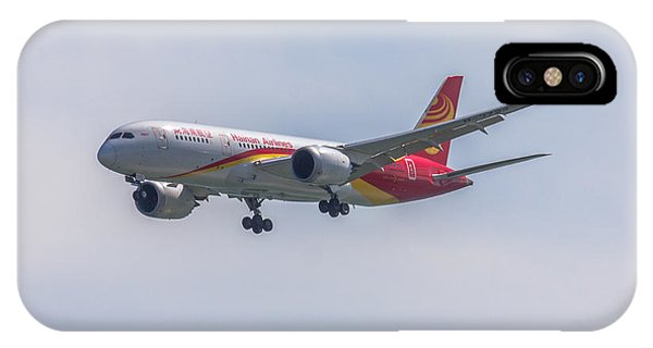 Hainan Airlines Dreamliner IPhone Case