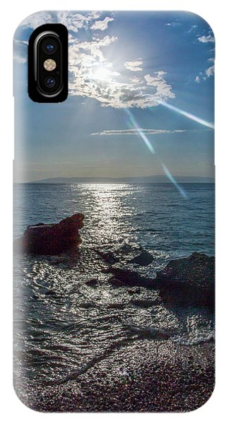 Haitian Beach In The Late Afternoon IPhone Case