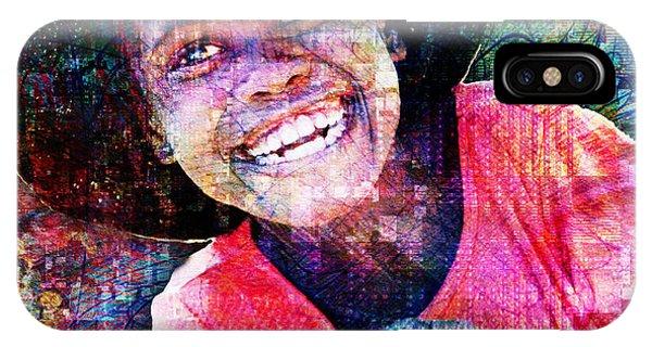 Haitian Daughter IPhone Case