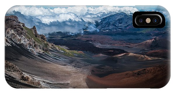 Haleakala Crater IPhone Case
